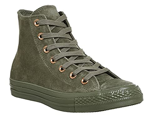 All Star Olive - Converse Chuck Taylor All Star Mono Leather