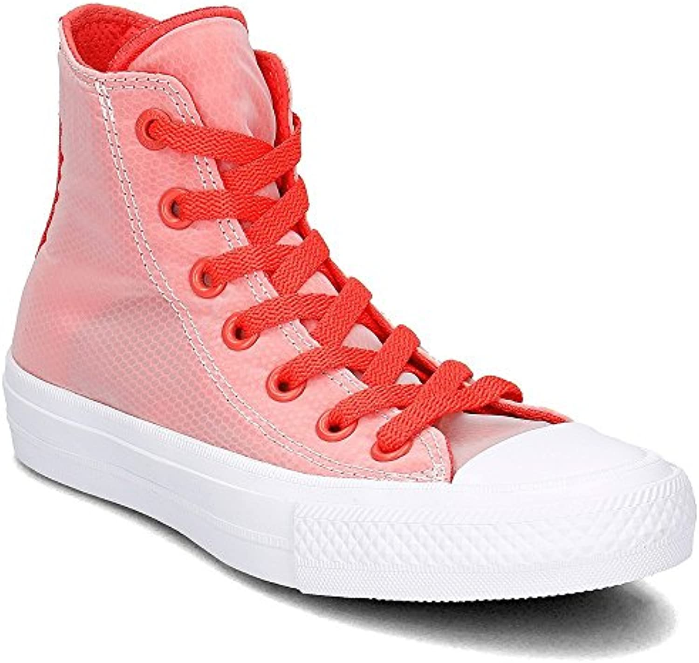 Converse Damen Sneaker CTAS II   Sheen Mesh 155427C Rosa 282562