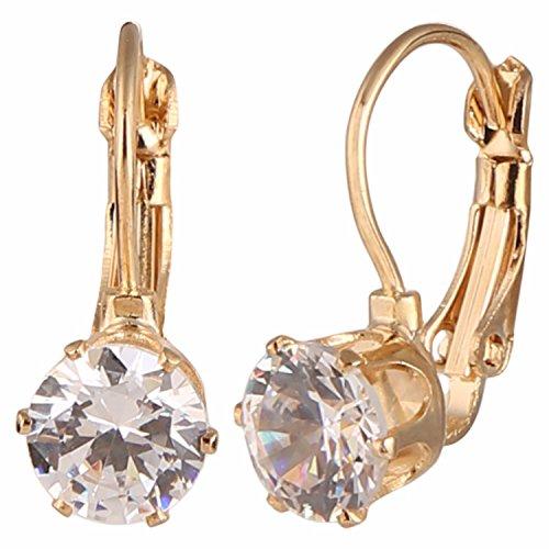 0c2d49263 Parinaaz Jewellery Trendy Gold Plated Fancy Party Wear Hoop Bali Earrings  For Girls And Women