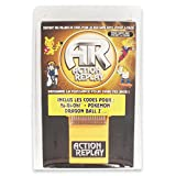 Pokemon, Yu Gi Oh, Dragonball Z - Action Replay Set - französische Version