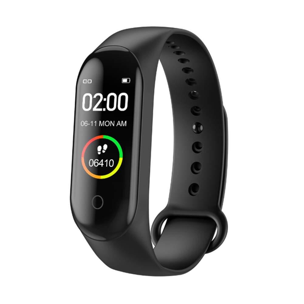 Reloj inteligente de Ango, pulsera de actividad deportiva, frecuencia cardíaca, tensiómetro de la tensión arterial… 1