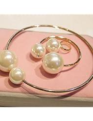 GYJUN Bracelets/Anneaux ( Alliage ) Vintage pour Femme