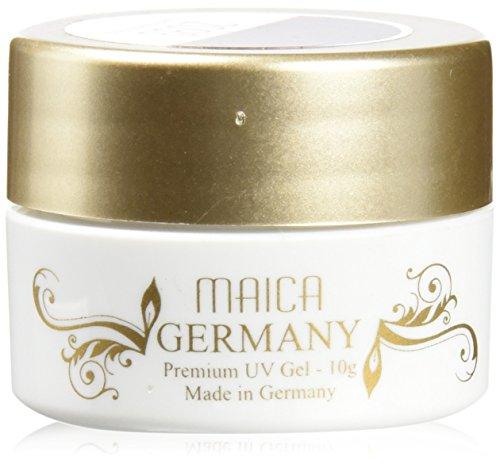 maica Allemagne Gels UV Star Paradise Rouge, 1er Pack (1 x 10 g)