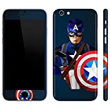#9: GadGetsWrap --CO-- FULL BODY SUPER HERO SKIN FOR IPHONE 6/6S.