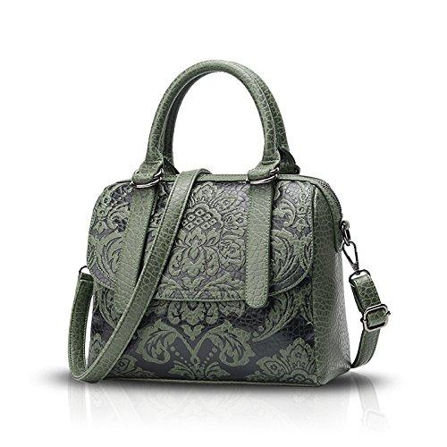 Tisdaini 2017 neue damen handtasche retro krokodil muster schulter diagonal handtaschen