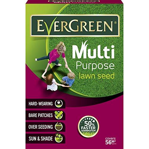 EverGreen Multi Purpose Rasensamen, für 56 m²