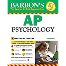 AP Psychology: with Bonus Online Tests