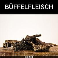 Büffelfleischstreifen - 1000g - von George and Bobs