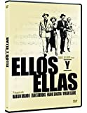 Ellos Y Ellas [DVD]