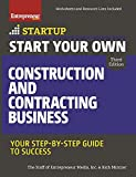 Telecharger Livres Start Your Own Construction and Contracting Business Your Step by Step Guide to Success StartUp Series by The Staff of Entrepreneur Media 2016 07 12 (PDF,EPUB,MOBI) gratuits en Francaise