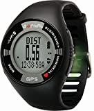 A-Rival SpoQ HR Bluetooth Black sport watch - sport watches (Black, Water resistant, 30 m, Bluetooth, Hiking, LCD)