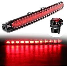 Plat Firm Luz de freno trasera LED luz de freno 3RD para Mercedes Benz E-