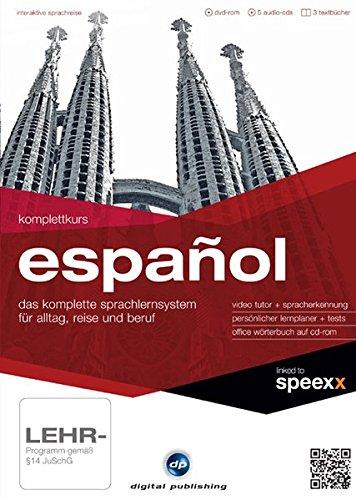 Komplettkurs Español: Das komplette Sprachlernsystem für Alltag, Reise und Beruf