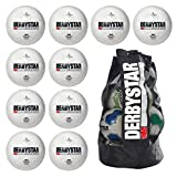 10 x DERBYSTAR Trainingsball - MAGIC TT inkl. Ballsack