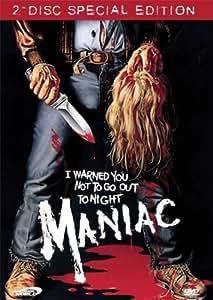 MANIAC..Uncut 2 disc Special Edition..