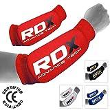 RDX Unterarmschutz Kampfsport Gepolsterten Stützbandage Bandage Ellenbogen Compression (CE Bescheinigt Genehmigt Durch SATRA)