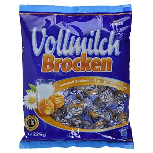 Preisvergleich Produktbild Storck Vollmilch Brocken,  325 g