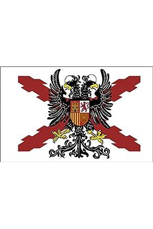Parche Termoadhesivo de la Bandera de los Tercios de Flandes 7cm ...