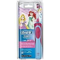 Oral-B Stages Power - Brosse à Dents Électrique pour Enfant - Princesses de Disney