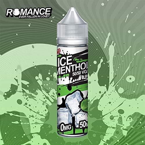 Romance Liquid Vape Juice 10 fantásticos sabores