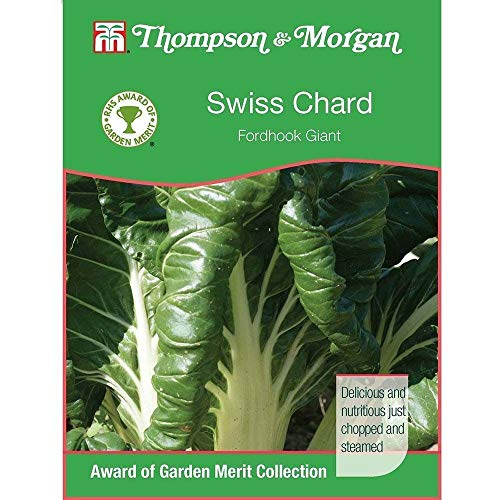 ScoutSeed Thompson & Morgan Mangold Fordhook Giant Seeds