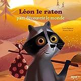 Leon le Raton Part Découvrir le Monde (Grand Format)