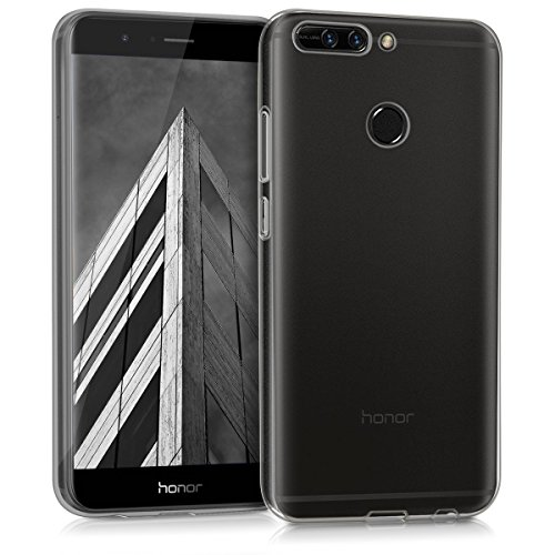 kwmobile Huawei Honor 8 Pro Hülle - Handyhülle für Huawei Honor 8 Pro - Handy Case in Schwarz