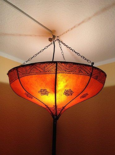 deckenlampe-hennalampe-taghazout-orange