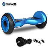 Cool&Fun Hoverboard Patinete Eléctrico Scooter Monopatín Eléctrico Auto-equilibrio Patín de 10' From SHOP GYROGEEK 350X2W JUNMA