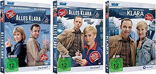 Staffel 1-3 (10 DVDs)