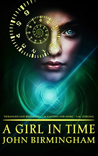 A Girl in Time (English Edition)