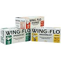 Wing-Flo 06868840 Flügelkanülen, 19 G (50-er Pack)