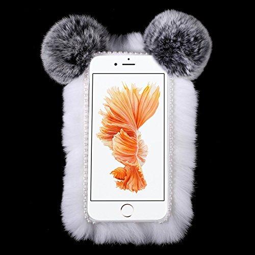 iPhone 7 più la cassa di 5,5 pollici, [Serie peluche]