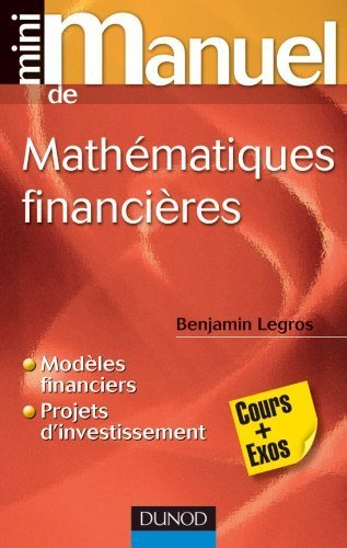 Mini Manuel de Mathématiques financièr...