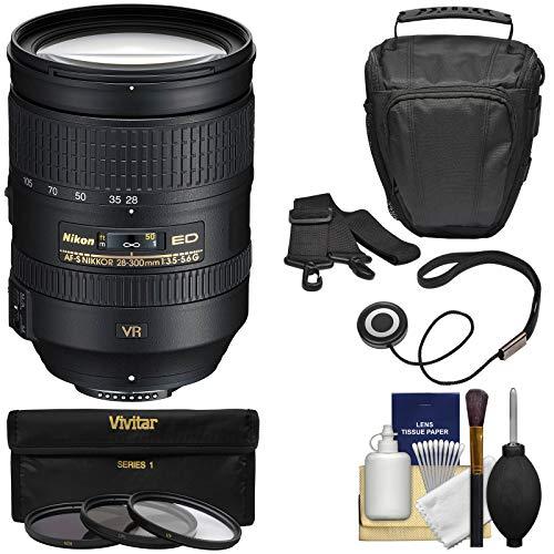 Nikon 28-300mm f 3.5-5.6 G ED VR Nikon D5000 Dslr Kit
