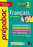 Français 1re générale Bac 2020: inclus oeuvres au programme 2019-2020...