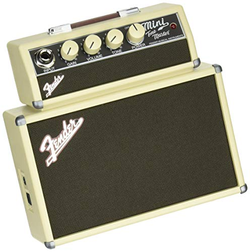 Fender Mini Tone Master Amp