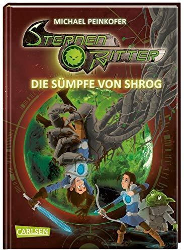 Sternenritter 13: Die Sümpfe von Shrog: Sience Fiction-Buch der Bestseller-Serie für Weltraum-Fans ab 8 Jahren (13)
