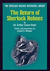 The Return of Sherlock Holmes (The Sherlock Holmes Reference Library) by Sir Arthur Conan Doyle (2003-02-01)