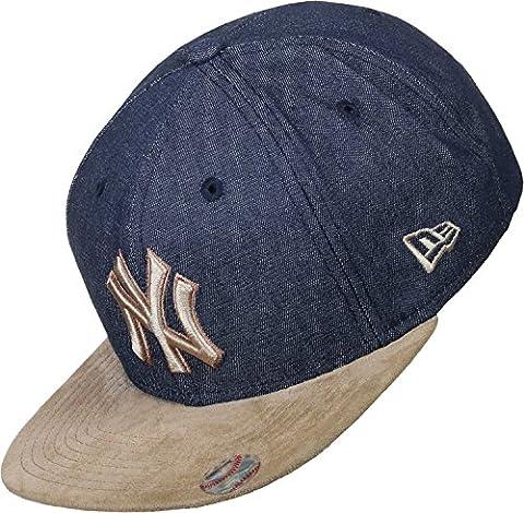 New Era 9FIFTY Rustic New York Yankees Snapback Cap S/M - 54,9-59,6 cm
