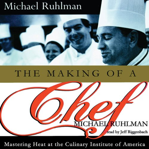 The Making of a Chef  Audiolibri