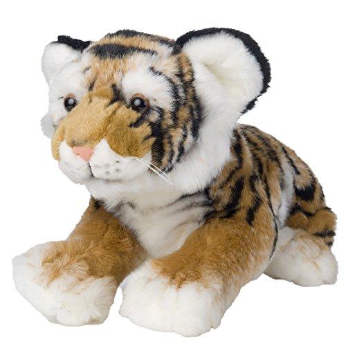 Uni-Toys Plüschtiere, Stofftiere, Kuscheltiere - Tigerbaby, braun-weiß -