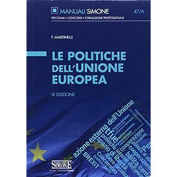 Le Politiche Dell'unione Europea