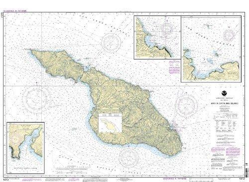 OceanGrafix 18757- Santa Catalina Island, Avalon Bay, Catalina Harbor, Isthmus Cove - Avalon, Santa Catalina Island
