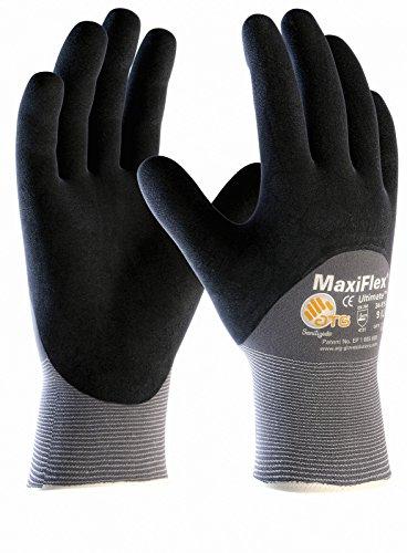 2-paires-de-maxiflex-ultimate-gants-de-travail-enduits-nitrile-taillel