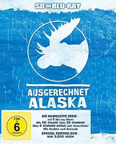 Ausgerechnet Alaska - Die komplette Serie - Special Edition (SD on Blu-ray) (Northern Exposure Ware)