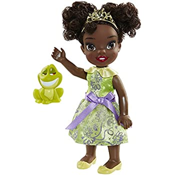 Disney princess tiana petite princess doll amazon toys games disney princess tiana petite princess doll thecheapjerseys Images