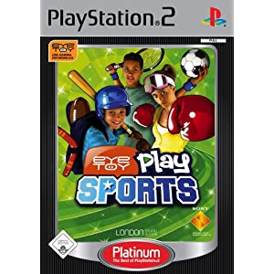 EyeToy: Play – Sports