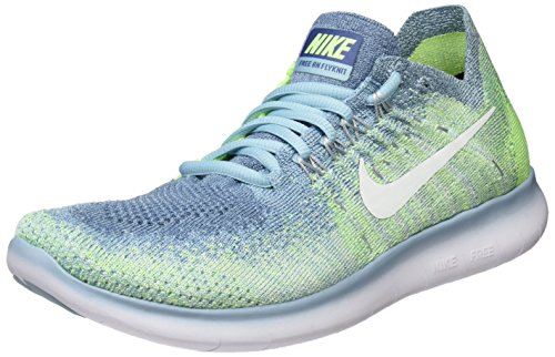 2d660c0ae56e Nike Women s Free Run Flyknit 2017 Training Shoes