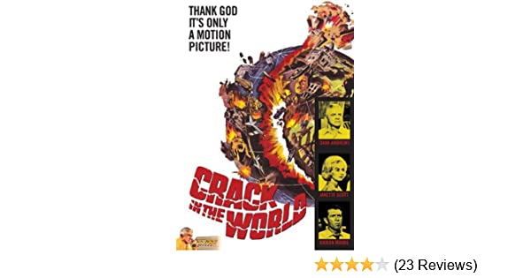 crack in the world 1965 dvd